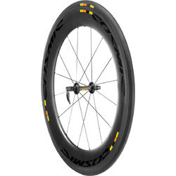 Mavic Cosmic CXR 80 Front Wheel/Tire