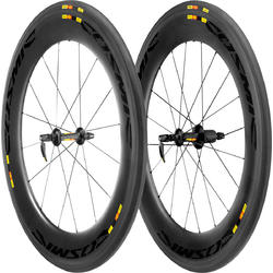 Mavic Cosmic CXR 80 Wheel/Tire Set