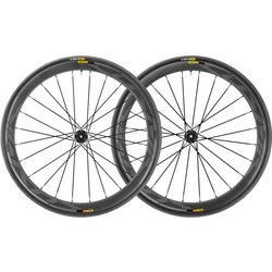 Mavic Cosmic Pro Carbon SL UST Disc Centerlock WTS Wheelset