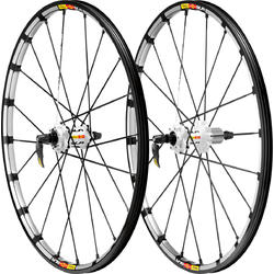 Mavic Crossmax SLR Wheelset (9mm Quick-Release/15mm Through-Axle Front)