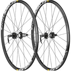 Mavic Crossone Wheelset (15mm Through-Axle Front)