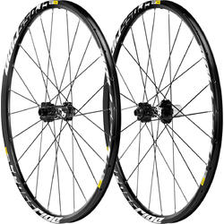 Mavic Crossride Disc Wheelset (15mm/12mm Though-Axle)