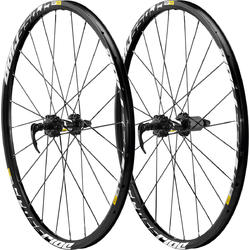 Mavic Crossride 650B Disc Wheelset