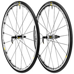 Mavic Ksyrium Elite S Wheel/Tire Set