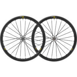 Mavic Ksyrium Elite UST Disc 6-Bolt WTS Wheelset