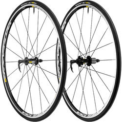 Mavic Ksyrium Equipe S Wheel/Tire Set