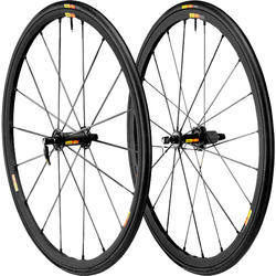 Mavic Ksyrium SLR Wheel/Tire Set