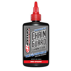 Maxima Synthetic Chain Guard Wet Formula Lube