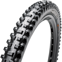 Maxxis Shorty 26-inch Tubeless Compatible