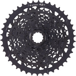 Microshift ADVENT 9-Speed Cassette w/Alloy Large Cog