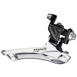 Microshift Arsis Front Derailleur for 2 x 11 Speed