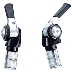Microshift Bar End Shifter Set