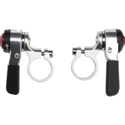 Microshift Thumb Shifter Set for Shimano