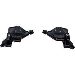 Microshift TS71 Thumb-Tap Shifter Set