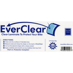 Miles Wide EverClear Sheet