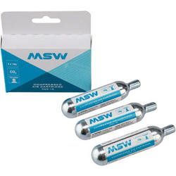 MSW CO2 Cartridges
