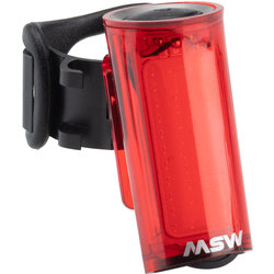 MSW Tigermoth 40-Lumen USB Taillight