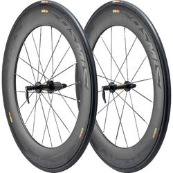 Mavic Cosmic Carbone 80 Wheel/Tire Set