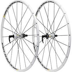 Mavic Ksyrium Equipe Wheelset (White)