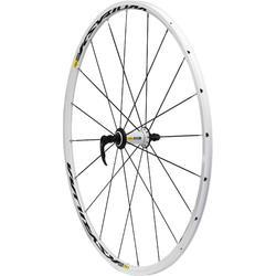 Mavic Ksyrium Equipe Front Wheel (White)