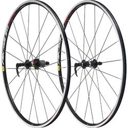 Mavic Aksium Wheelset (Black)