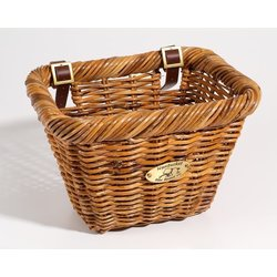 Nantucket Bike Basket Co. Cisco Adult Rectangle Basket