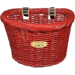 Nantucket Bike Basket Co. Cruiser Adult D-Shape Basket