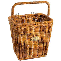 Nantucket Bike Basket Co. Cisco Pannier Basket w/ Hooks