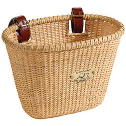 Nantucket Bike Basket Co. Lightship Child Oval Basket