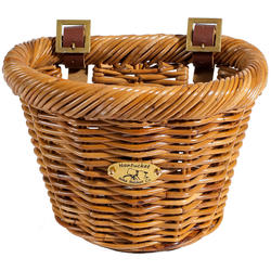 Nantucket Bike Basket Co. Cisco Child D-Shape Basket
