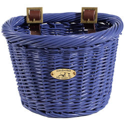 Nantucket Bike Basket Co. Gull & Buoy Child D-Shape Basket