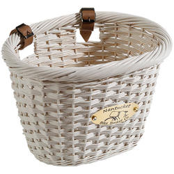 Nantucket Bike Basket Co. Cliff Road Adult Oval Basket