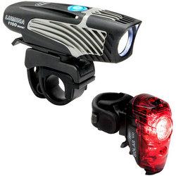 NiteRider Lumina 1100 Boost & Solas 100 Combo