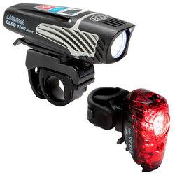 NiteRider Lumina 1100 OLED Boost & Solas 100 Combo