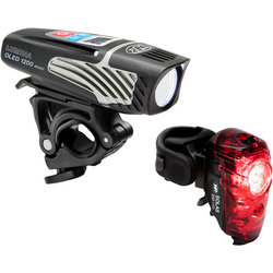 NiteRider Lumina OLED 1200 Boost/Solas 250 Combo