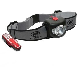 NiteRider Road Runner Headlamp/Rear Light Combo