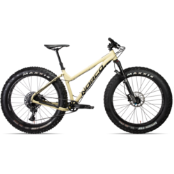 Norco Sasquatch 1 Suspension