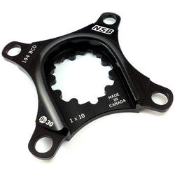 North Shore Billet 1x10 104BCD Spider for SRAM/TruVativ Cranks