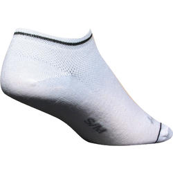 SockGuy Channel Air No-Show Socks (White)