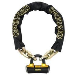 OnGuard Beast Chain w/X4 Padlock