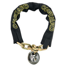 OnGuard Mastiff Chain (80cm x 8mm/2.62 feet x 0.31 inch)