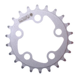 Origin8 Alloy Blade Chainring 22-Tooth - 58 BCD/5-Bolt
