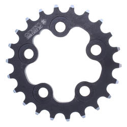 Origin8 Alloy Ramped Chainring 22-Tooth - 58 BCD/5-Bolt
