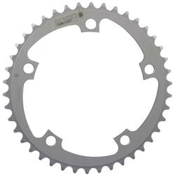 5 BOLTS 42T 74 mm OR 110 mm BCD BICYCLE CHAINRINGS 24T STEEL OR ALLOY