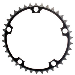 Origin8 Alloy Non-Ramped Chainrings - 130 BCD/5-Bolt