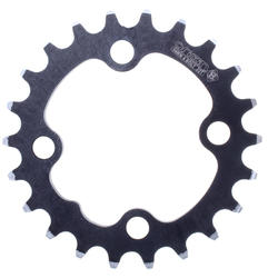 Origin8 Alloy Ramped Chainring 22-Tooth - 64 BCD/4-Bolt