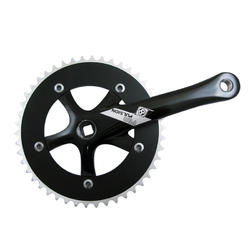 Origin8 Pro Pulsion Single Speed Crankset - 110mm BCD/5-Bolt
