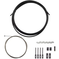 Origin8 Slick Compressionless 1x Gear Cable/Housing Kit