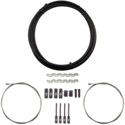 Origin8 Slick Compressionless Road Brake Cable/Housing Kit