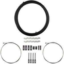 Origin8 Slick Compressionless Road Brake Cable/Housing Kit